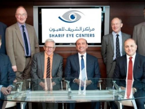 Royal College Of Physicians And Surgeons Of Glasgow Hosts Its Annual Exams At The Sharif Eye Centers